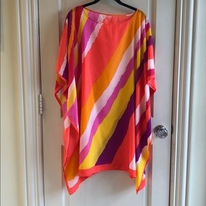 Colorful coverup